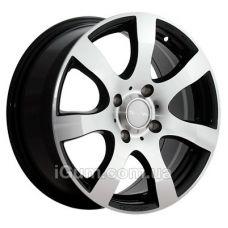 Диски R16 6x130 Tomason TN3F 6,5x16 6x130 ET62 DIA84,1 (gloss black)