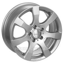 Диски R16 6x130 Tomason TN3F 6,5x16 6x130 ET62 DIA84,1 (silver)