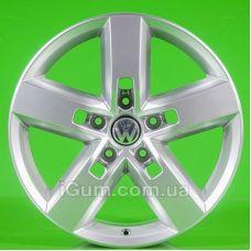 Диски Volkswagen OEM 7P6601025AE 8,5x19 5x130 ET59 DIA71,6 (silver)