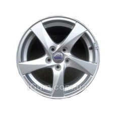 Диски Volvo OEM 31423046 7x16 5x108 ET50 DIA (silver)