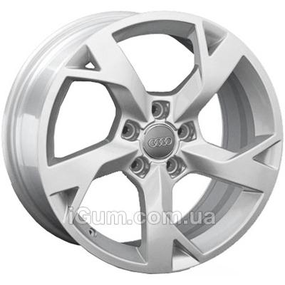 Диски WSP Italy Audi (W548) 7,5x17 5x112 ET42 DIA57,1 (silver)