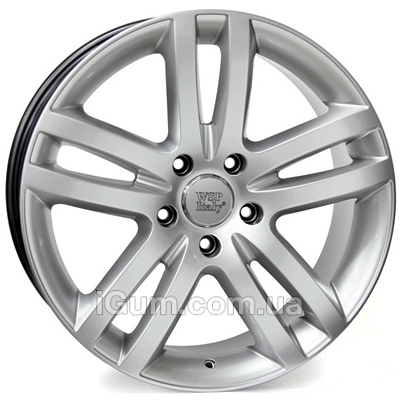 Диски WSP Italy Audi (W551) Q7 Wien 8x18 5x130 ET56 DIA71,6 (hyper silver)