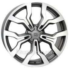 Диски WSP Italy Audi (W565) Medea 7,5x18 5x112 ET54 DIA57,1 (matt gun metal Polished)