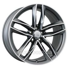 Диски WSP Italy Audi (W570) Penelope 9x20 5x112 ET37 DIA66,6 (matt gun metal polished)