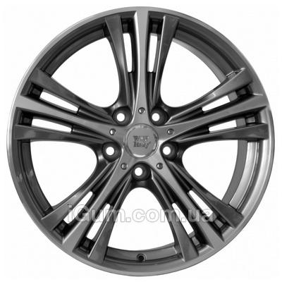 Диски WSP Italy BMW (W682) Ilio 8x19 5x120 ET30 DIA72,6 (anthracite polished)