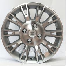 Диски WSP Italy Fiat (W150) Valencia 6,5x16 4x98 ET45 DIA58,1 (silver polished)