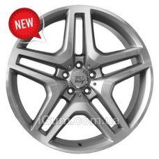 Диски WSP Italy Mercedes (W774) Ischia 9,5x20 5x112 ET57 DIA66,6 (silver polished)