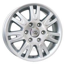 Диски WSP Italy Mercedes (W777) Elephant 6,5x16 6x130 ET62 DIA84,1 (silver)