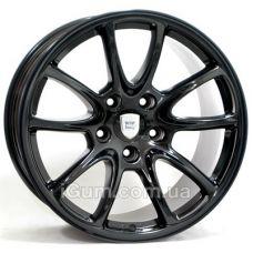 Диски WSP Italy Porsche (W1052) Corsair 12x19 5x130 ET51 DIA71,6 (gloss black)