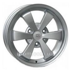 Диски WSP Italy Smart (W1507) Etna 5x15 3x112 ET25 DIA57,1 (hyper silver)