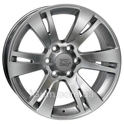 Диски WSP Italy Toyota (W1765) Venere 9,5x20 6x139,7 ET20 DIA106,1 (hyper silver)