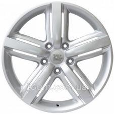 Диски WSP Italy Volkswagen (W466) Salt Lake 8,5x19 5x130 ET59 DIA71,6 (silver)