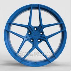 Диски WS Forged WS2123 10,5x20 5x114,3 ET45 DIA70,5 (matt blue)
