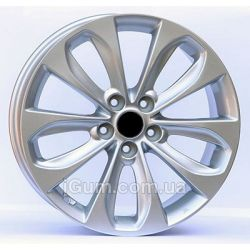 Диски Wheels Factory WHD3