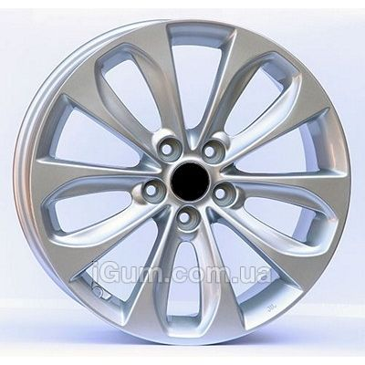 Диски Wheels Factory WHD3 7,5x18 5x114,3 ET48 DIA67,1 (silver)
