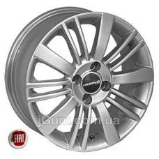 Диски ZF FR022 6x15 4x98 ET38 DIA58,1 (silver)