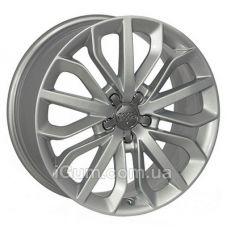Диски R19 5x112 ZF TL0167 8,5x19 5x112 ET45 DIA66,6 (silver)