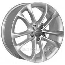 Диски ZF TL0420 7x18 5x112 ET43 DIA57,1 (silver)