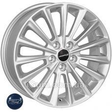 Диски ZF TL1368 7x17 5x108 ET50 DIA63,4 (silver)