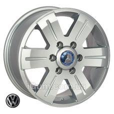 Диски R16 6x130 ZW BK562 7x16 6x130 ET60 DIA84,1 (silver)