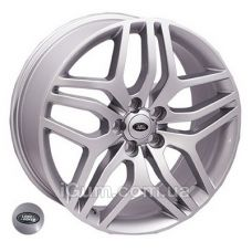 Диски ZW BK643 8,5x20 5x120 ET45 DIA72,6 (silver)