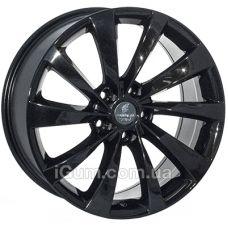 Диски R19 5x120 ZW BK799 8,5x19 5x120 ET35 DIA64,1 (black)