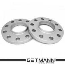 Аксессуары Проставка Getmann BMW 12мм 5х120 с направляющей Dia 74,1 (Silver)