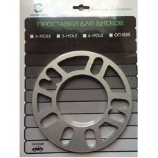 Аксессуары Проставка для диска 3мм 4х98-5х120