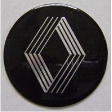 Аксессуары Наклейка на диск Renault 60 плоский