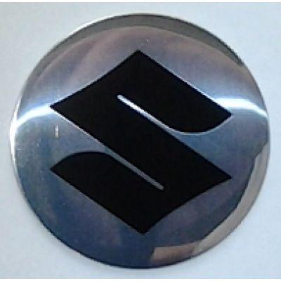 Аксессуары Наклейка на диск Suzuki 48 плоский серый